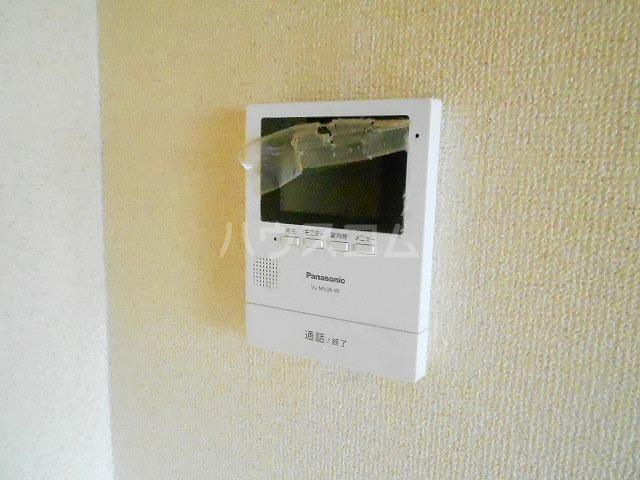 吉桂Ⅱ 503号室のセキュリティ