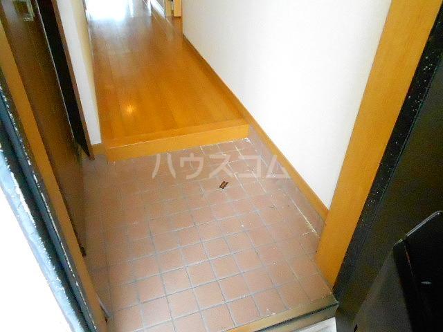 吉桂Ⅱ 503号室の玄関