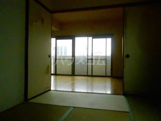 吉桂Ⅱ 503号室の居室