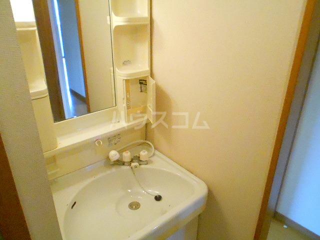 吉桂Ⅱ 503号室の洗面所