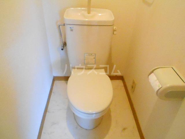 吉桂Ⅱ 503号室のトイレ
