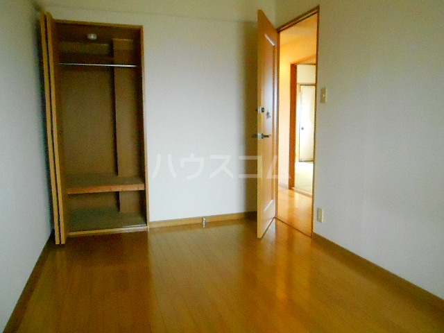 吉桂Ⅱ 503号室のベッドルーム