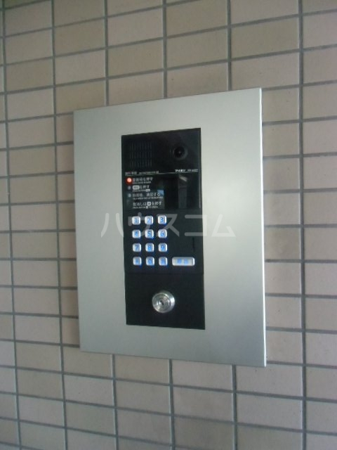 FLORA萩山 301号室のセキュリティ
