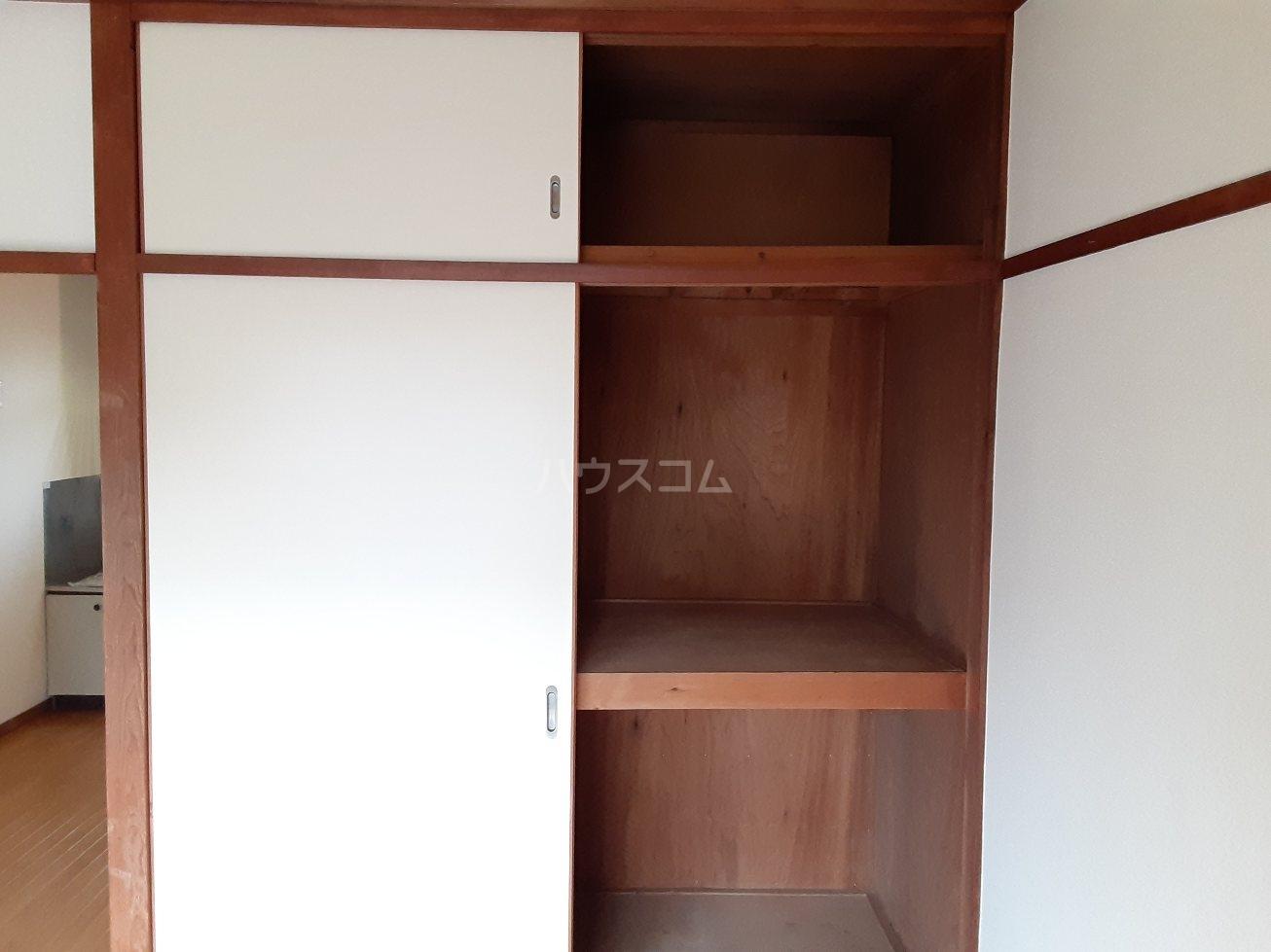 さぎの宮ハイツ 103号室のセキュリティ