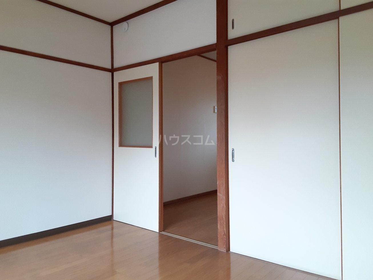 さぎの宮ハイツ 103号室の設備
