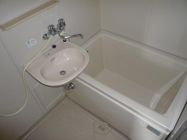 メゾン諸ノ木 203号室の風呂