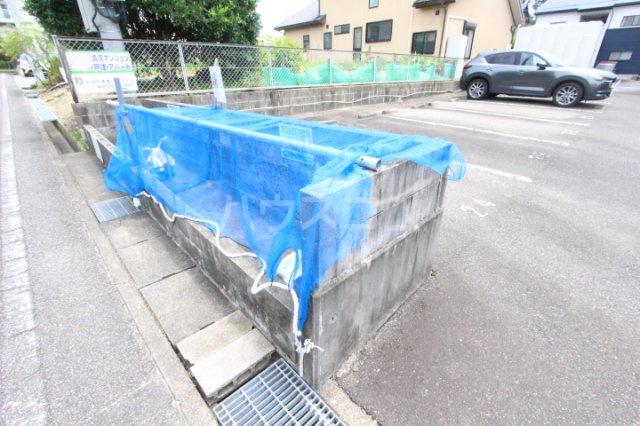 三好ヶ丘ハイツ 2-F号室のセキュリティ