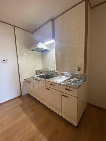 コーポ華 502号室の風呂