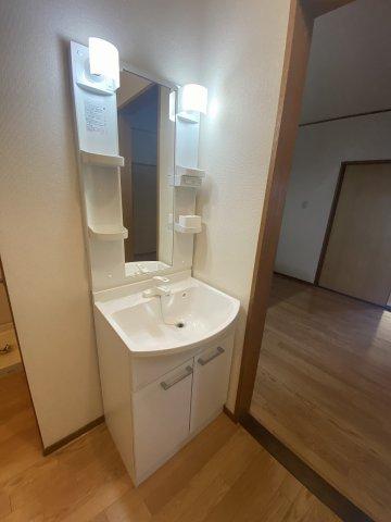 コーポ華 502号室のトイレ