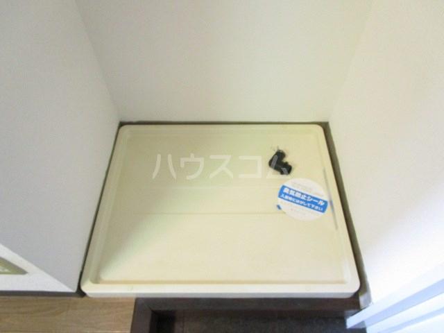 エクセルF.I 303号室のベッドルーム