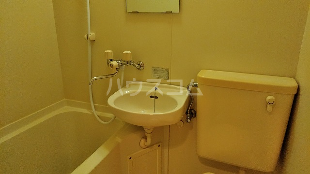 ドール大堀 215号室の風呂