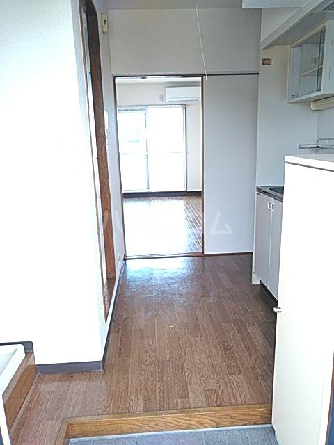 ディユラヴィーヌ 301号室の玄関
