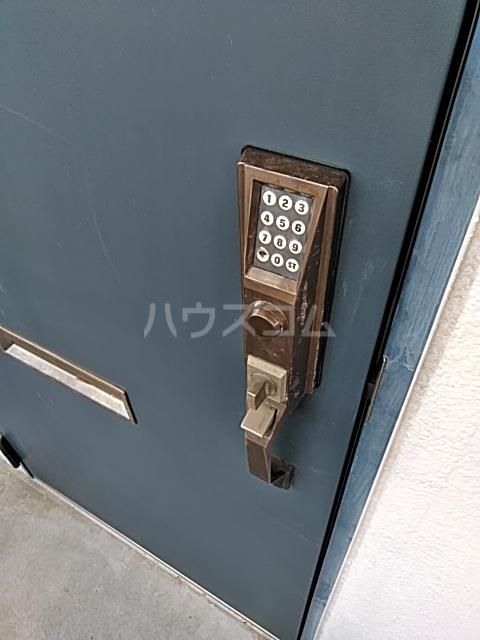 ディユラヴィーヌ 301号室のセキュリティ