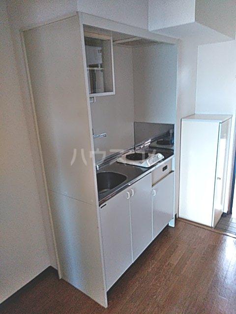 ディユラヴィーヌ 301号室のキッチン