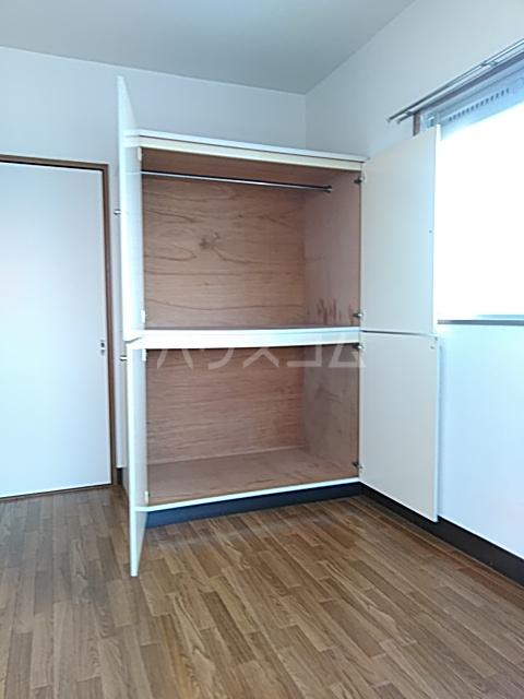 ディユラヴィーヌ 301号室の収納