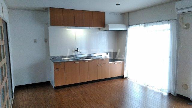第1パークサイドマンション 205号室のリビング