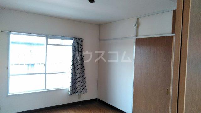 第1パークサイドマンション 205号室のベッドルーム