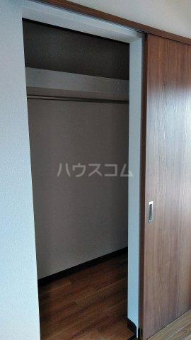 第1パークサイドマンション 205号室の収納