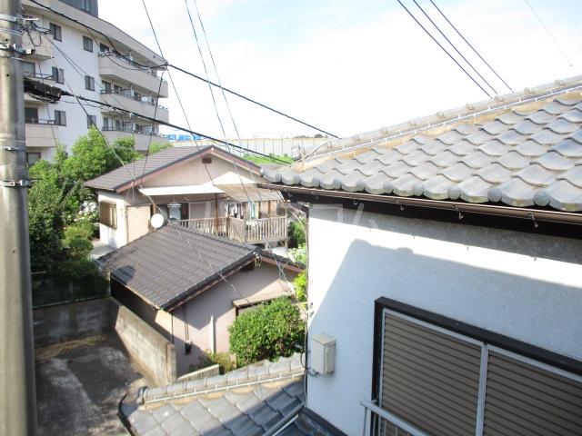 松ヶ丘ハイツ 201号室の景色
