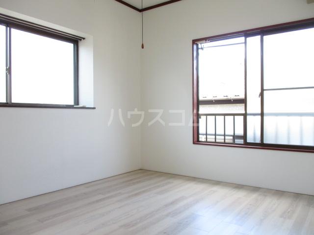 松ヶ丘ハイツ 201号室のリビング