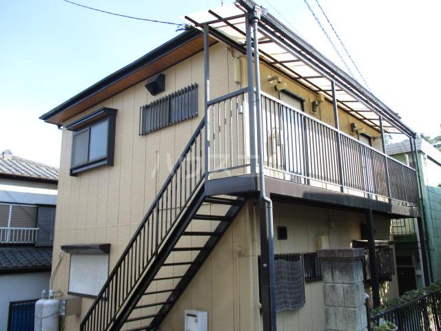 松ヶ丘ハイツ 201号室の外観