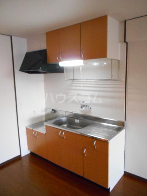 コーポナリタ 307号室のキッチン