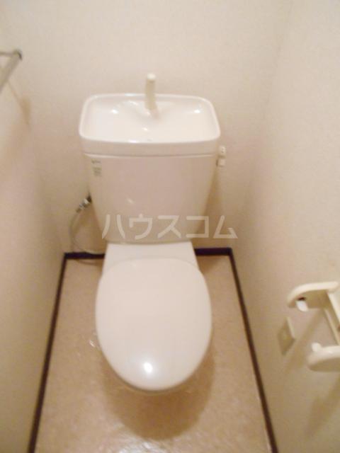 コーポナリタ 307号室のトイレ