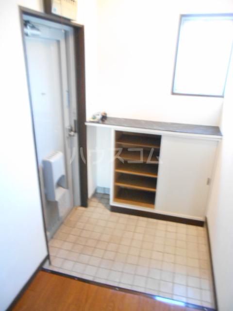 コーポナリタ 307号室の玄関