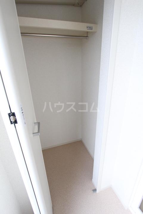 エスポワールヒロ-A 02030号室の収納