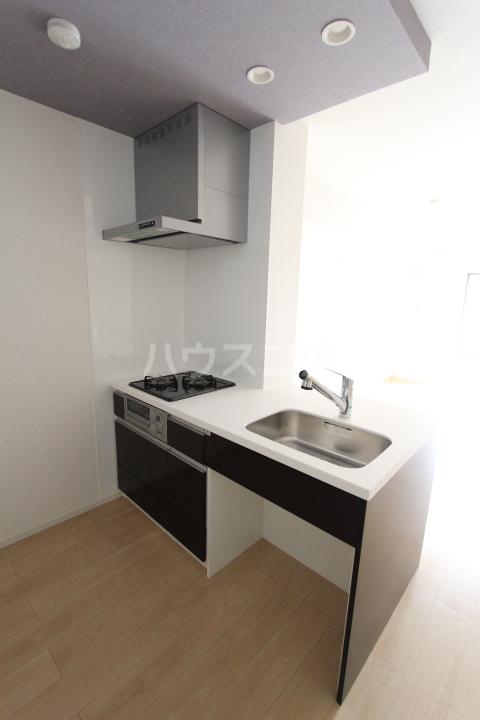 エスポワールヒロ-A 02030号室のキッチン