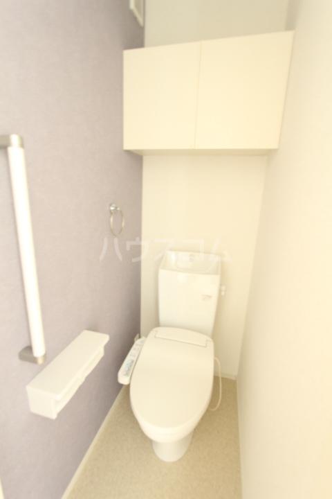エスポワールヒロ-A 02030号室のトイレ