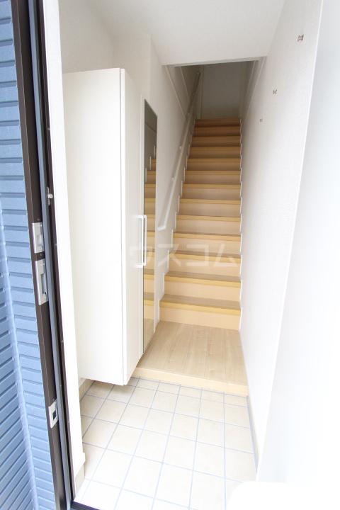 エスポワールヒロ-A 02030号室の玄関