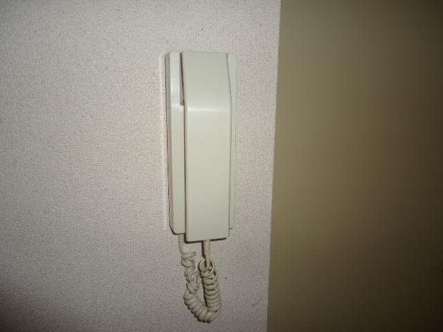 アーバンハイツNY 302号室のセキュリティ