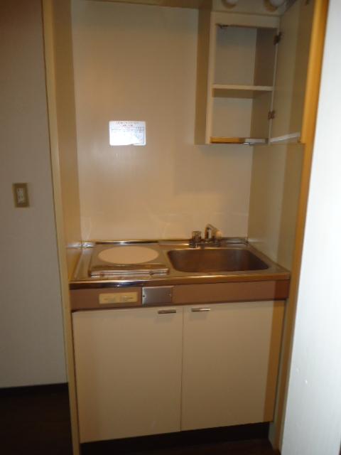 アーバンハイツNY 302号室のキッチン