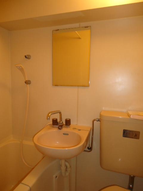 アーバンハイツNY 302号室の洗面所