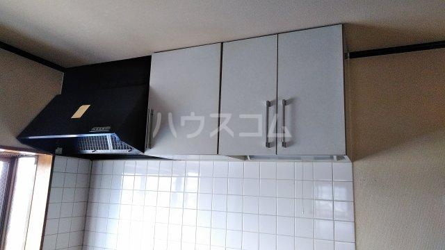 シャインハイツ入場 302号室のキッチン