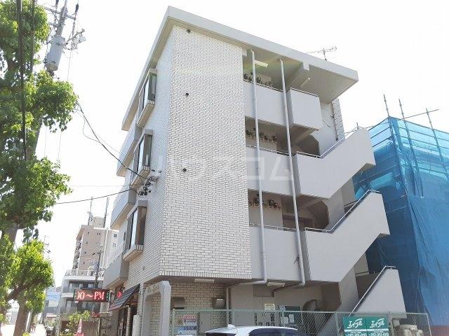 ハートイン豊岡通 4B号室の外観