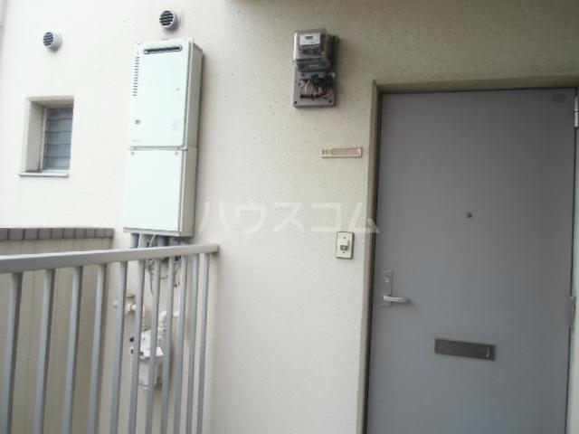 第2マンション久米 203号室のセキュリティ