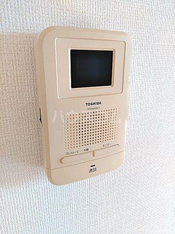 カトレア 303号室のセキュリティ