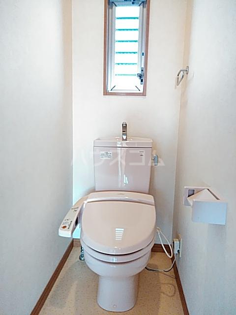 カトレア 303号室のトイレ