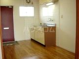 エクセルエバーハイツ 00203号室の玄関
