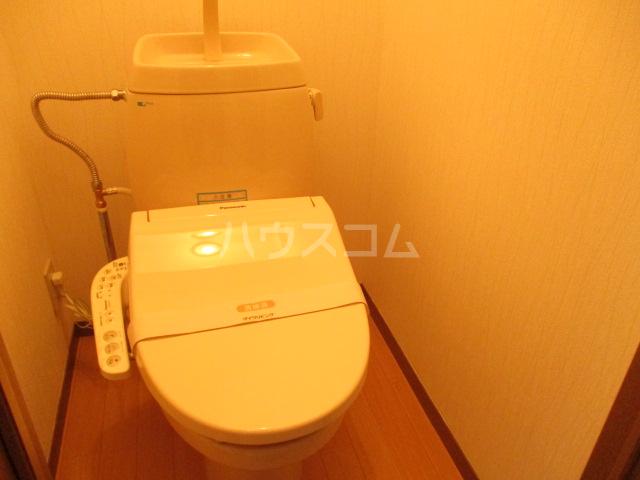 セジュール菊間 102号室のトイレ