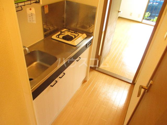 セジュール菊間 102号室のキッチン