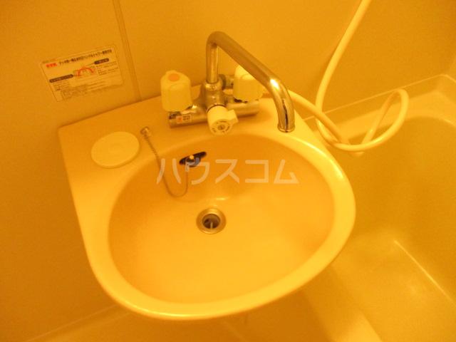 セジュール菊間 102号室の洗面所
