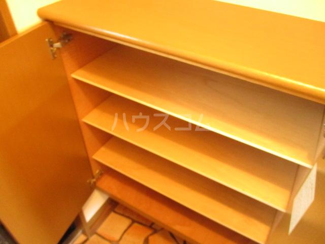 セジュール菊間 102号室の収納