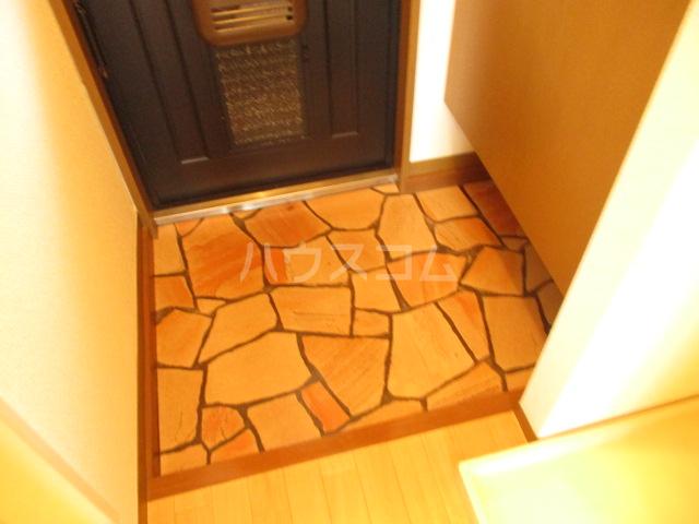 セジュール菊間 102号室の玄関