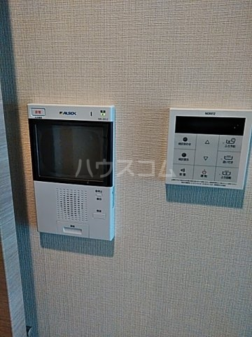 IS 1001号室のセキュリティ