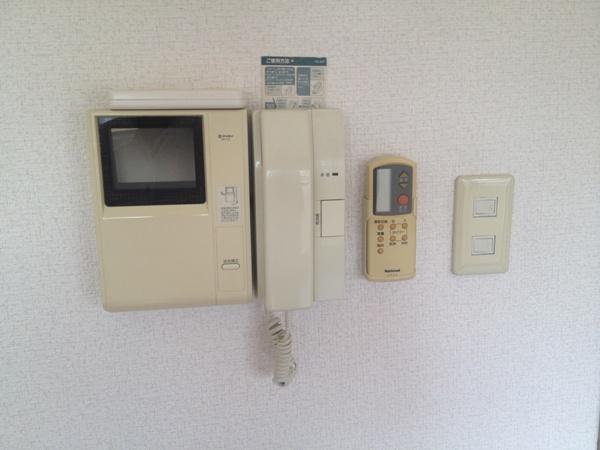 リヴェールチエ 501号室のセキュリティ