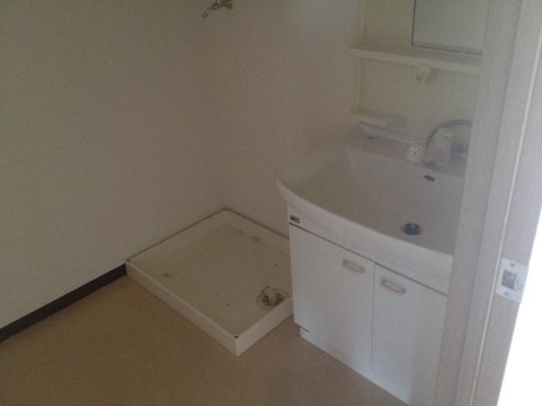 リヴェールチエ 501号室の洗面所