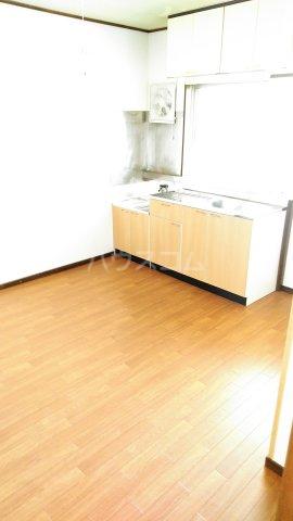 池田 ハイツ 203号室のベッドルーム